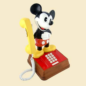 Mickey+Mouse+phone